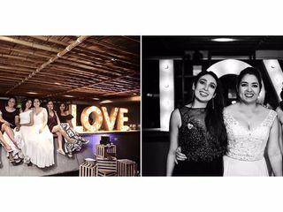El matrimonio de Laura  y Lina  3
