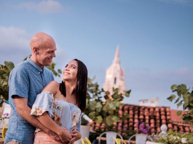 El matrimonio de Andrea y Eve en Puerto Colombia, Atlántico 7