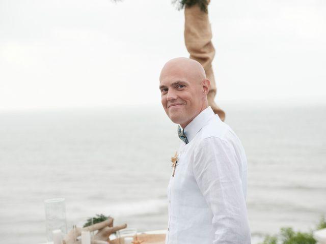El matrimonio de Andrea y Eve en Puerto Colombia, Atlántico 1