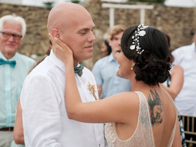 El matrimonio de Andrea y Eve en Puerto Colombia, Atlántico 15
