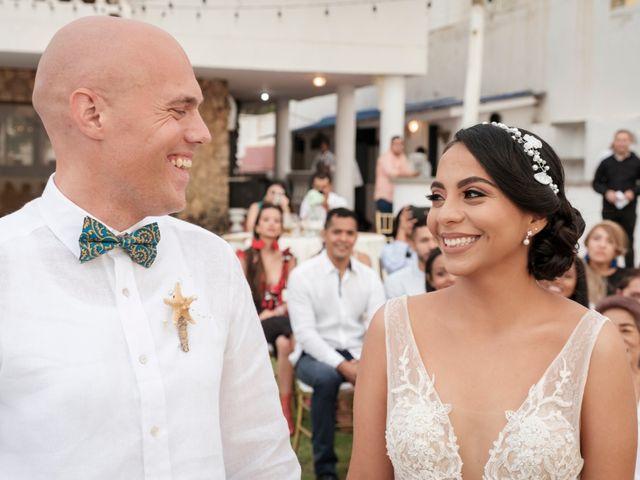 El matrimonio de Andrea y Eve en Puerto Colombia, Atlántico 16
