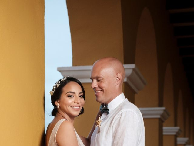El matrimonio de Andrea y Eve en Puerto Colombia, Atlántico 22