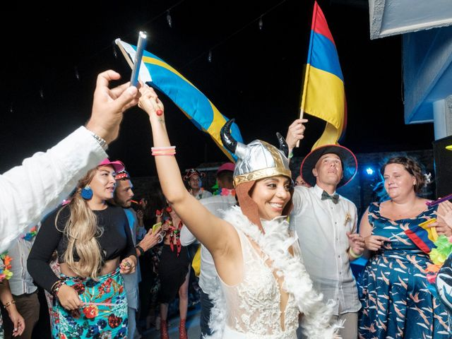 El matrimonio de Andrea y Eve en Puerto Colombia, Atlántico 27
