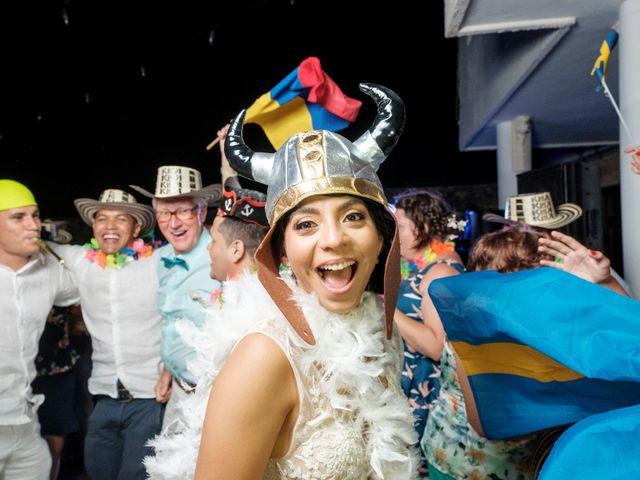 El matrimonio de Andrea y Eve en Puerto Colombia, Atlántico 29