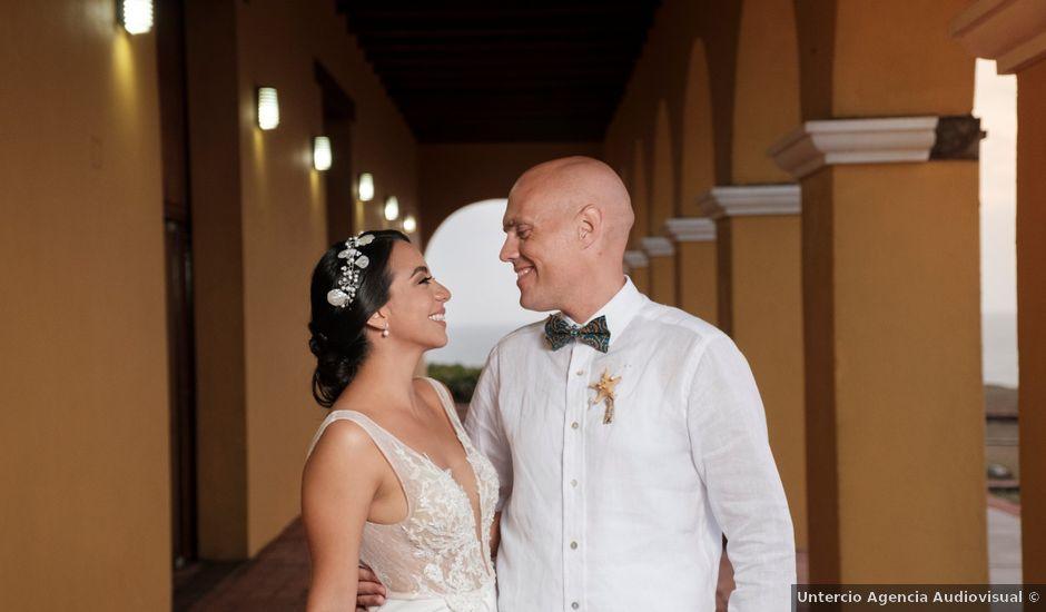El matrimonio de Andrea y Eve en Puerto Colombia, Atlántico