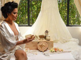 El matrimonio de Alejandra y Yesid 3