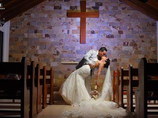 El matrimonio de Alejandra y Yesid