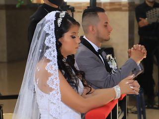 El matrimonio de Milena  y Fredy 1