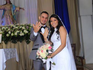 El matrimonio de Milena  y Fredy 2