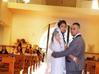 El matrimonio de Milena  y Fredy 3