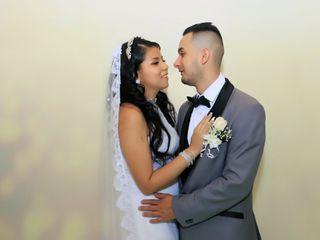 El matrimonio de Milena  y Fredy
