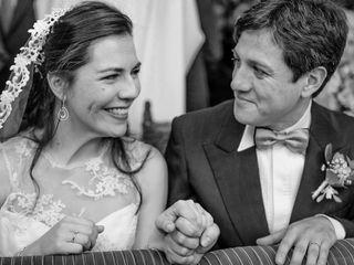 El matrimonio de Paula y Rodrigo