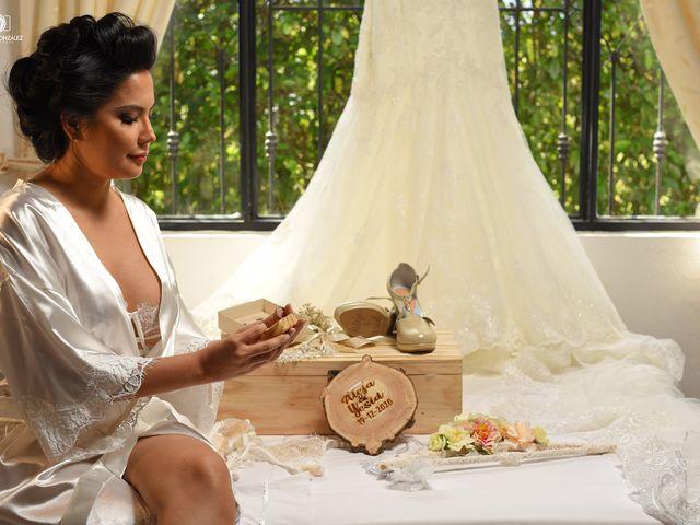 El matrimonio de Yesid y Alejandra en Villavicencio, Meta 1