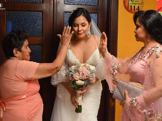 El matrimonio de Yesid y Alejandra en Villavicencio, Meta 7