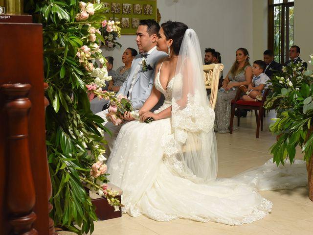 El matrimonio de Yesid y Alejandra en Villavicencio, Meta 9