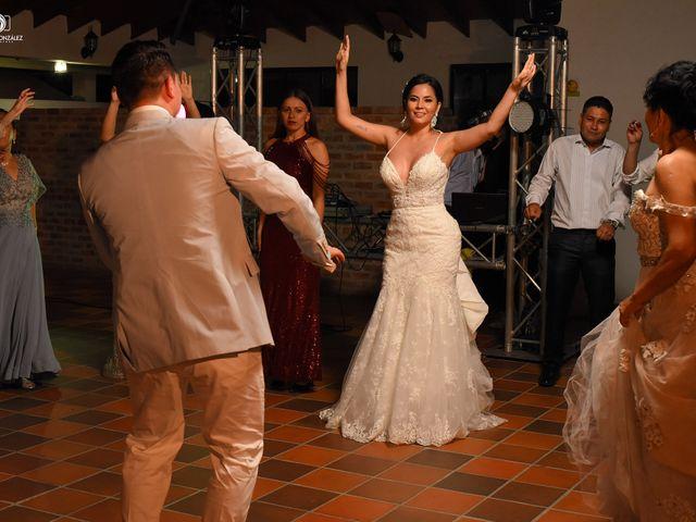 El matrimonio de Yesid y Alejandra en Villavicencio, Meta 13