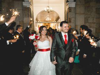 El matrimonio de Lina y Felipe