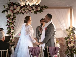 El matrimonio de Leidy y Erving 2