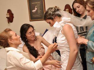 El matrimonio de Vanessa  y Alexander  1