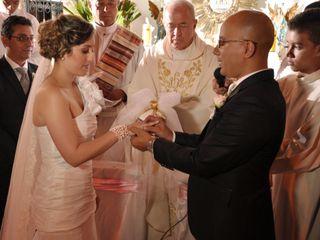 El matrimonio de Vanessa  y Alexander  2