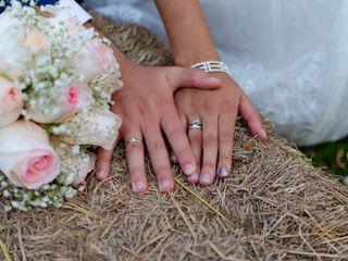 El matrimonio de Claudia y Cristian 1