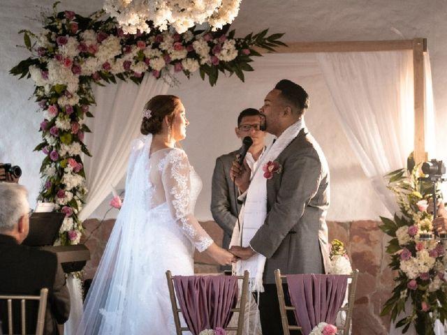 El matrimonio de Erving y Leidy en Los Santos, Santander 1