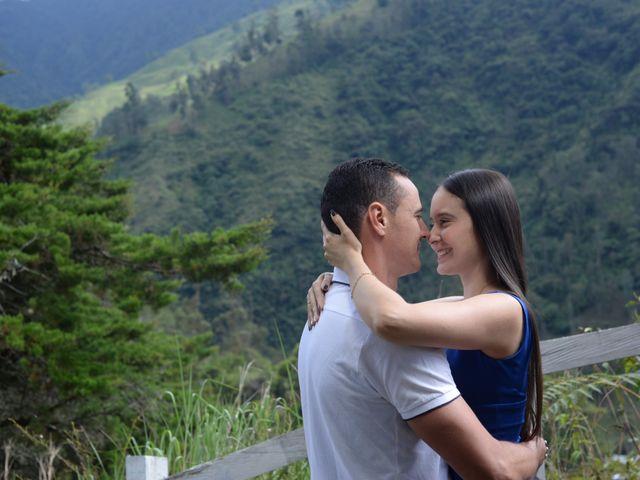 El matrimonio de Wilmar y Lorena en Ibagué, Tolima 1