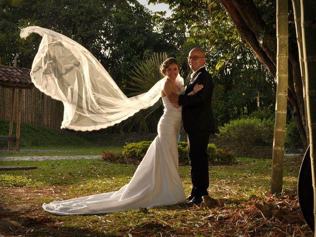 El matrimonio de Alexander  y Vanessa  en Pereira, Risaralda 7