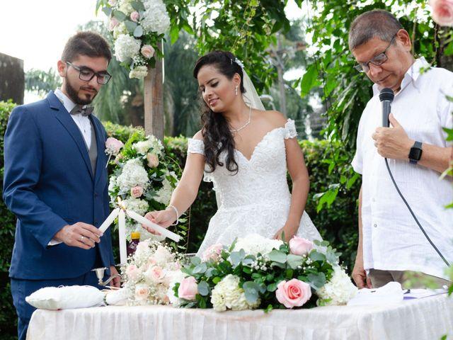 El matrimonio de Cristian y Claudia en Jamundí, Valle del Cauca 9