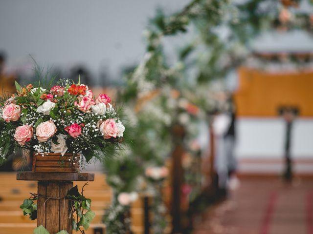 El matrimonio de Jonathan y Vanessa en Bojacá, Cundinamarca 4