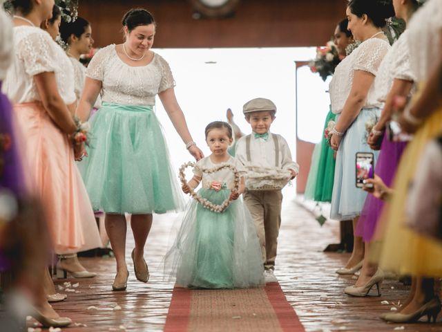 El matrimonio de Jonathan y Vanessa en Bojacá, Cundinamarca 11