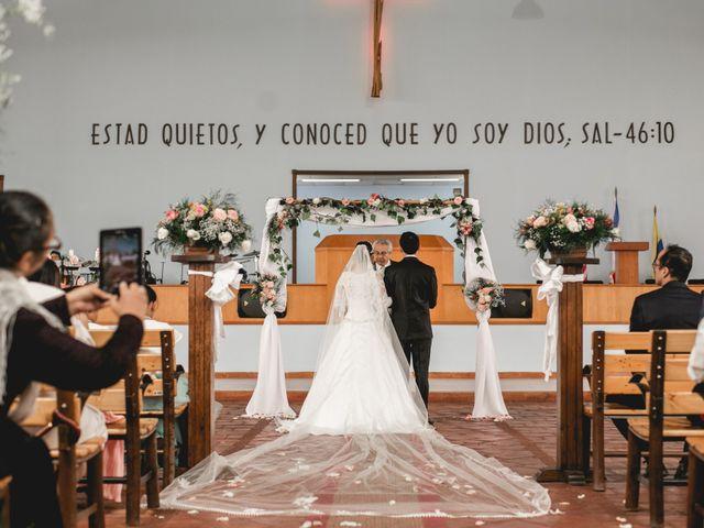El matrimonio de Jonathan y Vanessa en Bojacá, Cundinamarca 15