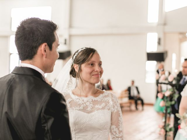 El matrimonio de Jonathan y Vanessa en Bojacá, Cundinamarca 16