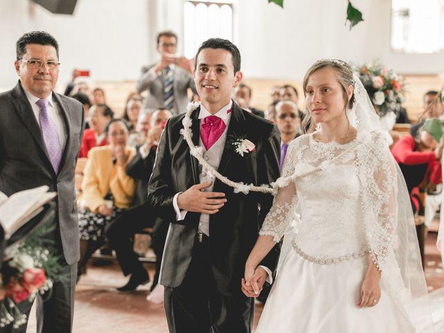 El matrimonio de Jonathan y Vanessa en Bojacá, Cundinamarca 19