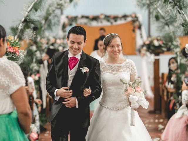 El matrimonio de Jonathan y Vanessa en Bojacá, Cundinamarca 21