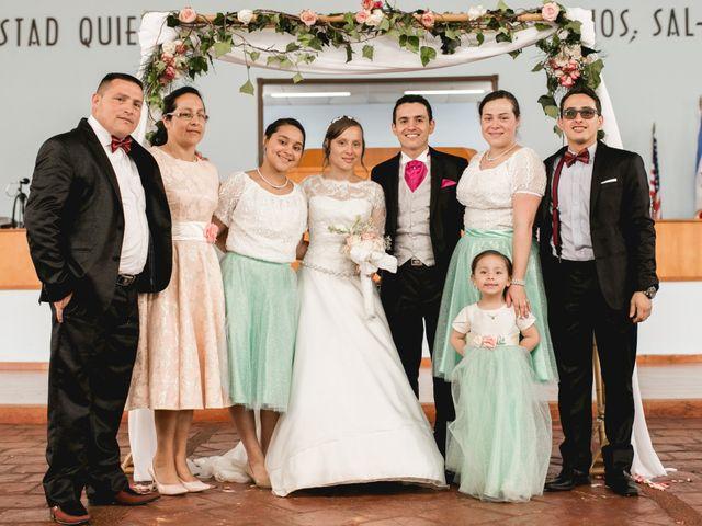 El matrimonio de Jonathan y Vanessa en Bojacá, Cundinamarca 23