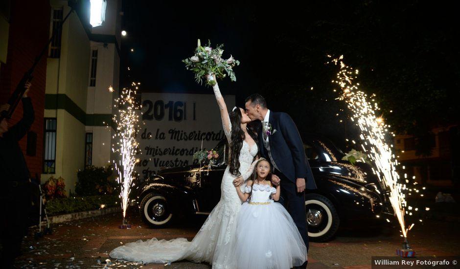 El matrimonio de Wilmar y Lorena en Ibagué, Tolima