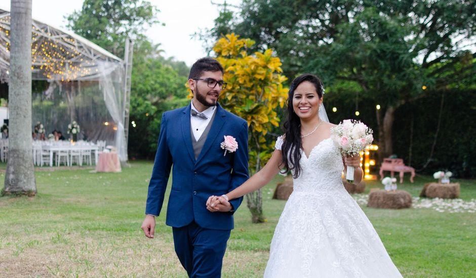 El matrimonio de Cristian y Claudia en Jamundí, Valle del Cauca