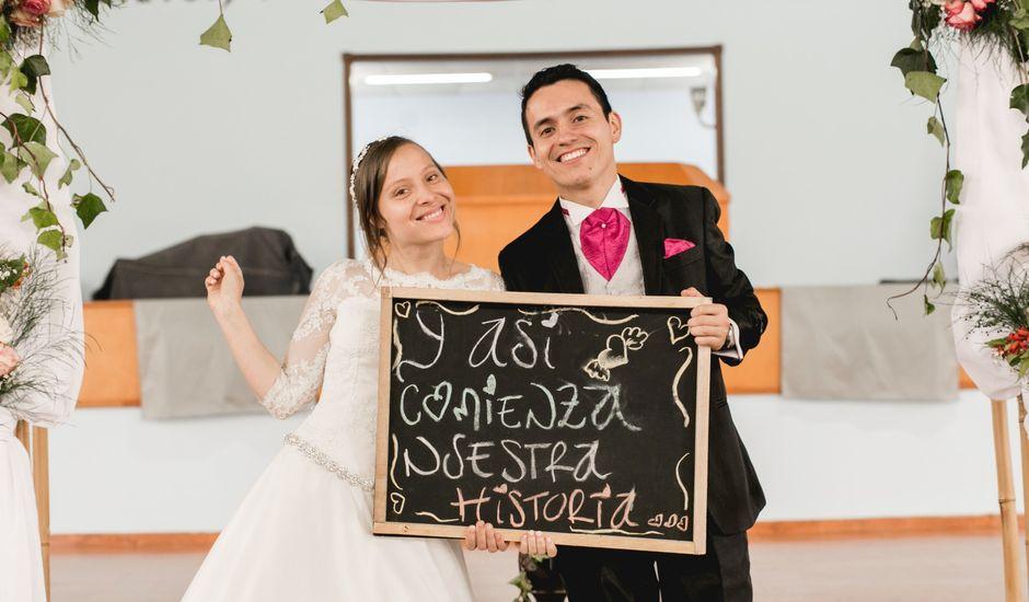 El matrimonio de Jonathan y Vanessa en Bojacá, Cundinamarca