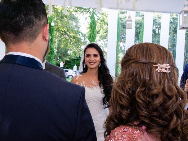 El matrimonio de Hans  y Angélica  en Chía, Cundinamarca 7