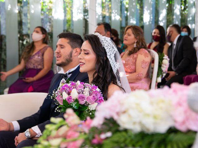 El matrimonio de Hans  y Angélica  en Chía, Cundinamarca 8