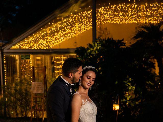 El matrimonio de Hans  y Angélica  en Chía, Cundinamarca 21