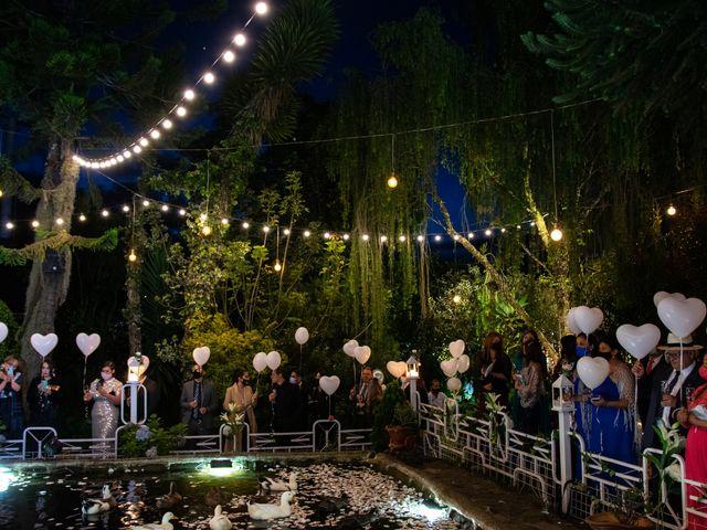 El matrimonio de Hans  y Angélica  en Chía, Cundinamarca 22
