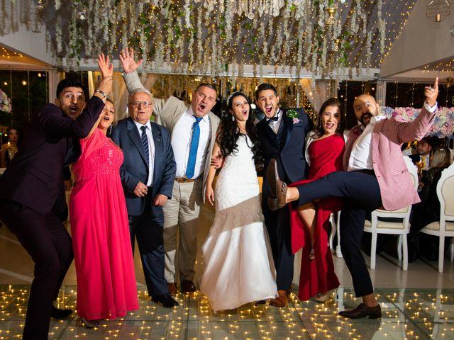 El matrimonio de Hans  y Angélica  en Chía, Cundinamarca 33