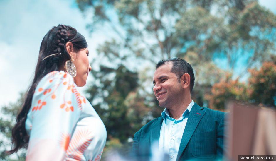 El matrimonio de José y Deyris en Medellín, Antioquia