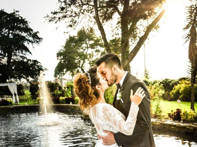 El matrimonio de Camilo y Angela en Chía, Cundinamarca 5