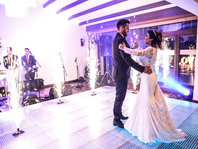 El matrimonio de Camilo y Angela en Chía, Cundinamarca 9