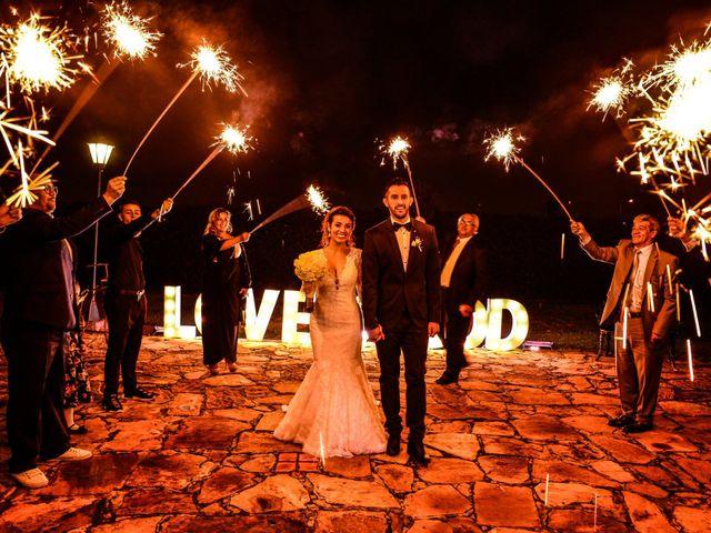 El matrimonio de Camilo y Angela en Chía, Cundinamarca 2