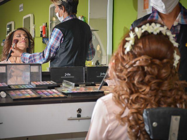El matrimonio de Leandro y Angela en Sogamoso, Boyacá 2