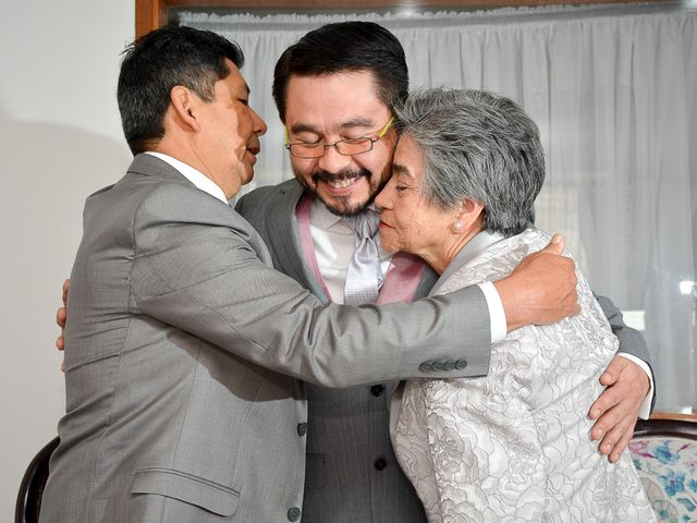 El matrimonio de Leandro y Angela en Sogamoso, Boyacá 17